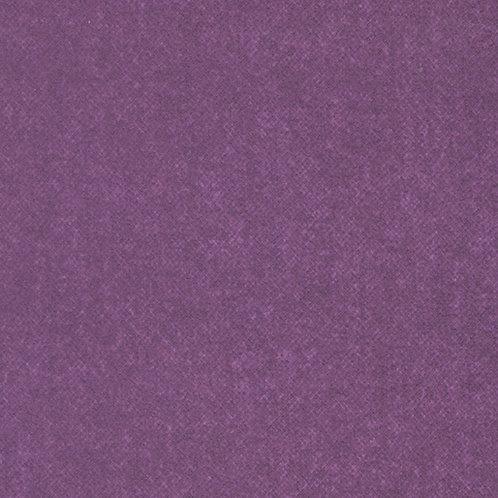 Wool Tweed - Plum