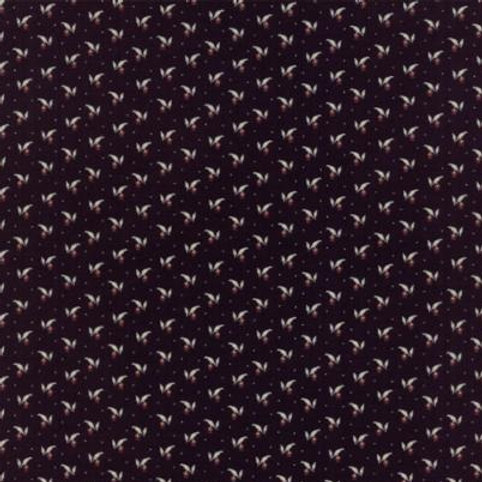 Needle Thread Gatherings - Black