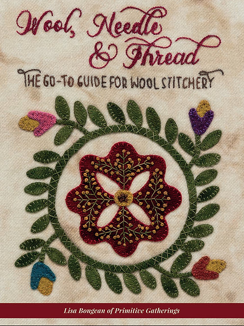 Wool, Needle, & Thread