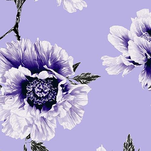 Twilight Floral - Lilac