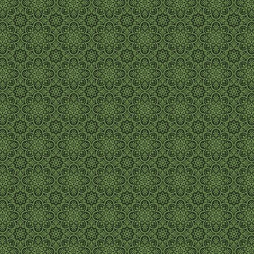 Heartland Medallion - Green