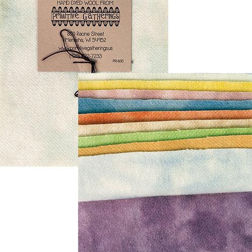 Wool Charm - Pastel
