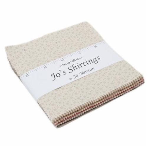 Jos Shirtings - Charm Pack