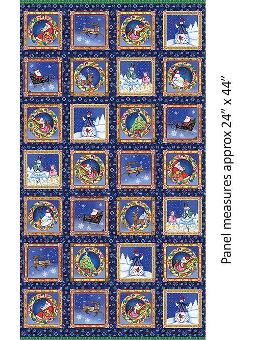 A Quilters Christmas - Multi