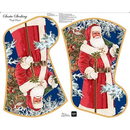 Sew and Go - Santa Stocking