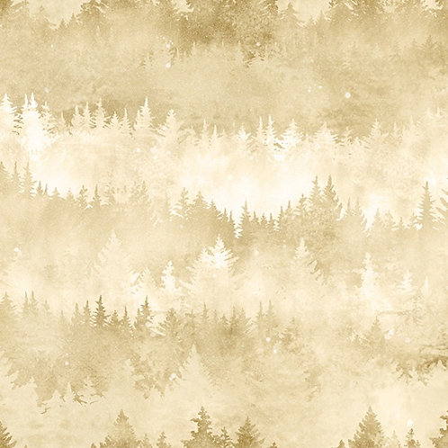 Painted Forest - Cream