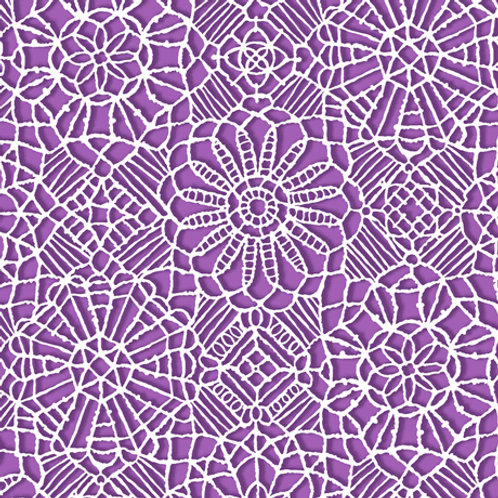 Amazing Lace - Purple