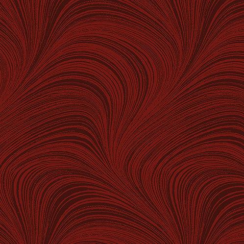 Wide Wave - Dark Red