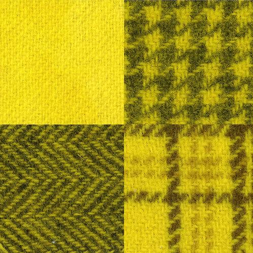 Wool Fat Quarter - Canary