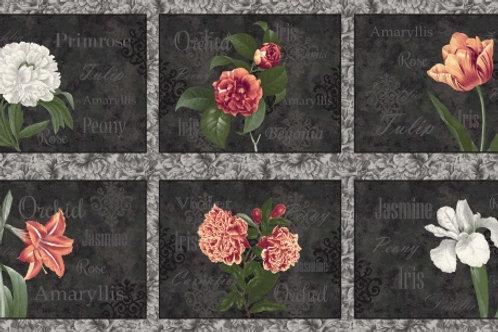 Flower Show - Pillow Block