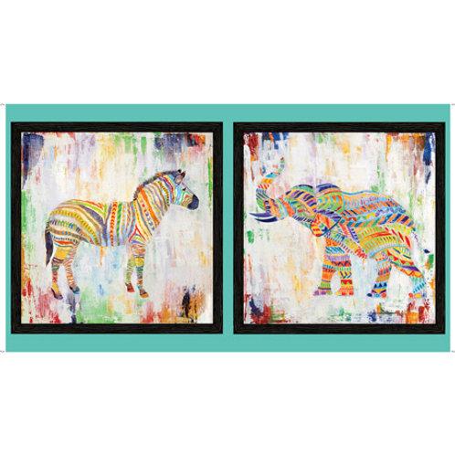 Artworks XIII - Rainbow Animals