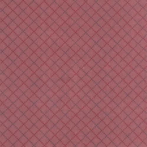 Wool & Needles Flannels - Pink (Flannel)