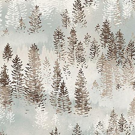 Misty Mountain - Trees