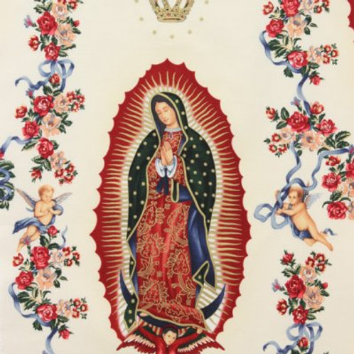 Virgin of Guadalupe - Natural
