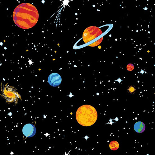 Space Walk - Planets
