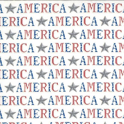 America Beautiful - Type