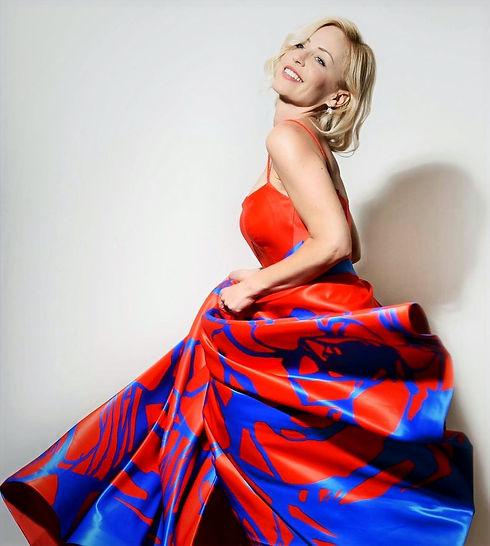 Tess Spentzos, Gala Magazine