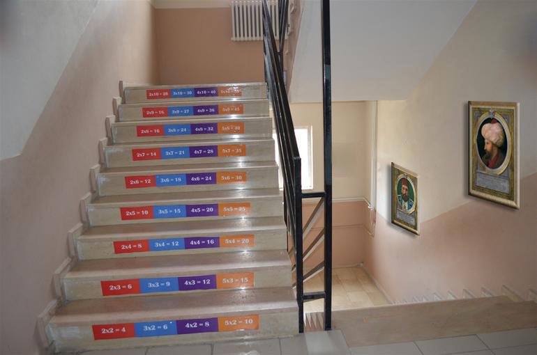 Merdiven Yazıları