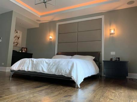 Glenview Custom Bedroom.