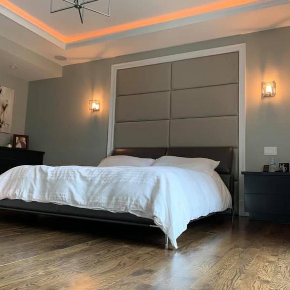Glenview Custom bedroom
