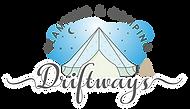 Driftways Glamping and Camping Logo