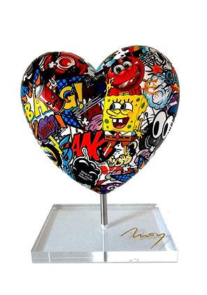 Le cœur de Bob l'éponge3