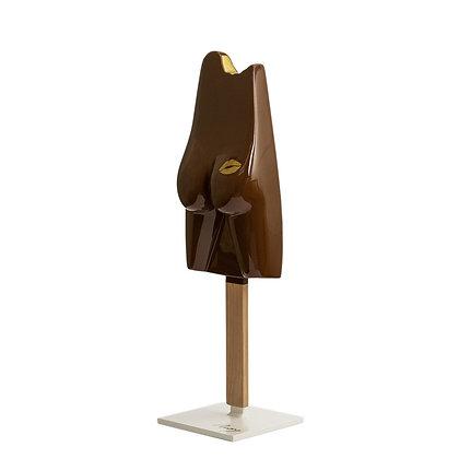 Esculmau 53 Chocolat bisou doré