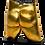 Thumbnail: Eros doré à la feuille