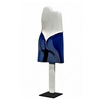 Esculmau 105 Robe Bleu nuit