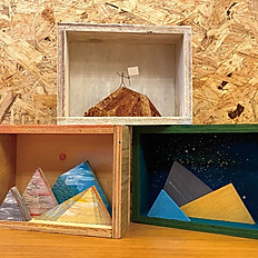 Mountain Diorama