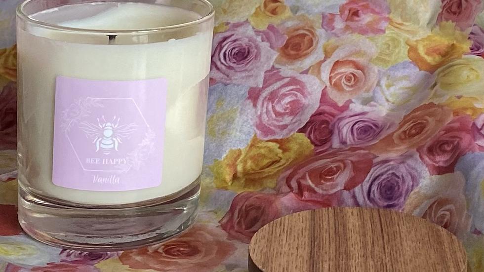 Vanilla Lidded Candle (300ml)