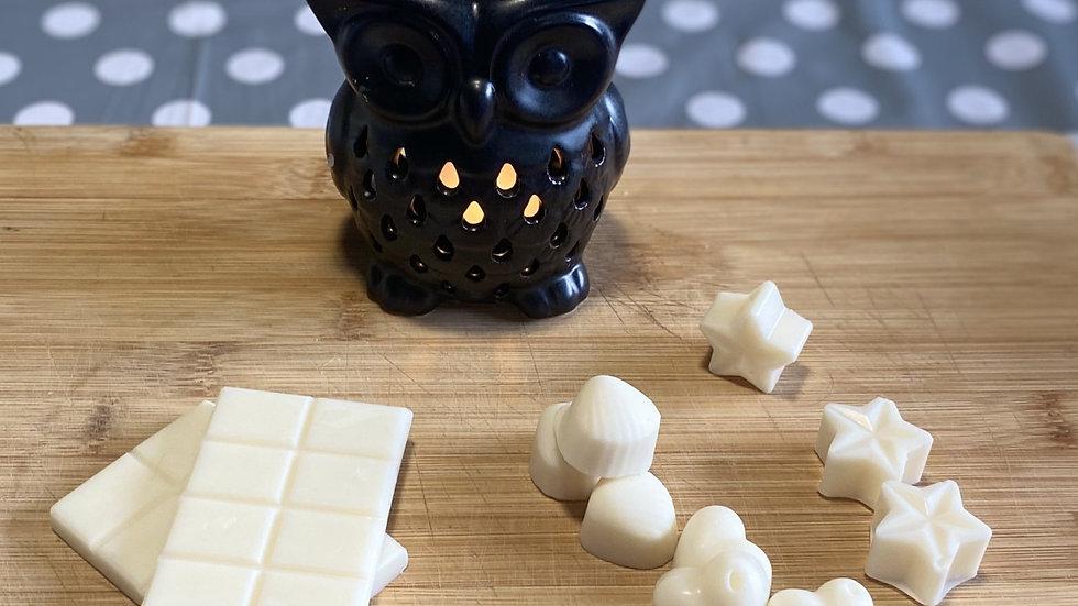 Owl wax melt burner (black)