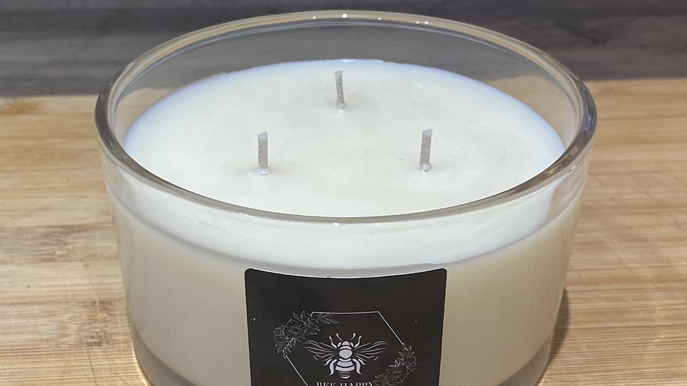 Fig & Cassis 500ml three wick hand poured candle