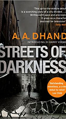 Streets of Darkness (D.I. Harry Virdee series, Book 1)