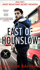 East of Hounslow (Jay Qasim series, Book 1)