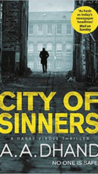 City of Sinners (D.I. Harry Virdee series, book 3)