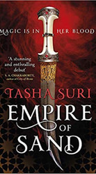 Empire of Sand (The Books of Ambha, Book 1)