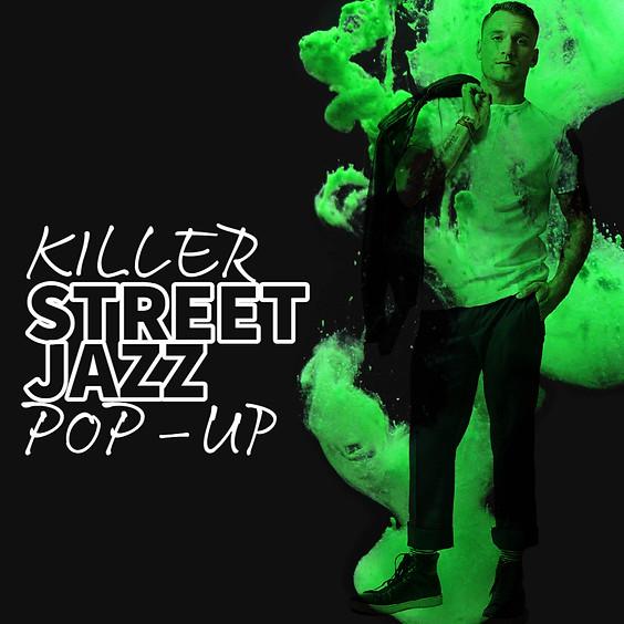Street Jazz Pop-Up