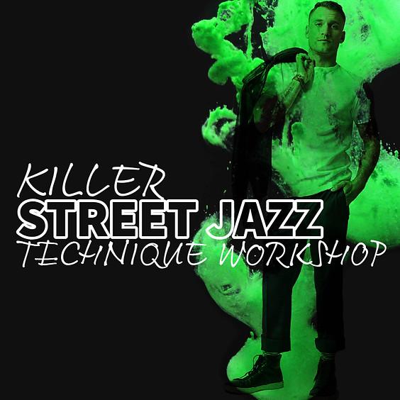 Jazz Technique Workshop