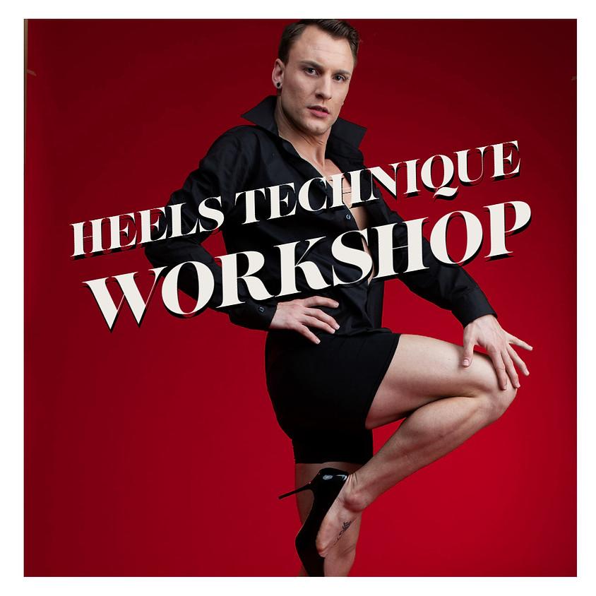 Heels Technique Workshop