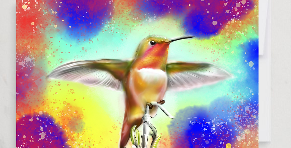 el Picaflor - Hummingbird