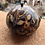 Thumbnail: Peruvian Gourd Art with carved Hummingbirds & Detailed Leaves
