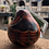 Thumbnail: Peruvian Gourd Art with carved Mother& Baby Owl
