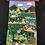 "Thumbnail: Hand-sewn Peruvian Tapestry ""Cierra"" or ""Vista"""