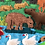 Thumbnail: Hand-sewn Peruvian Tapestry Noah's Ark