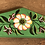Thumbnail: Hand-painted Tapestry Hanger