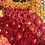 Thumbnail: Hand-sewn Peruvian Tapestry: Campo de Flores /Flower Field