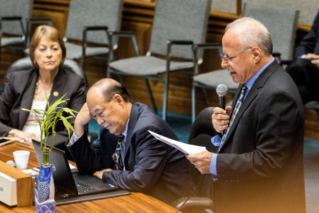 Civil Beat Article: Hawaii Lawmakers To Take Pay Cut If Minimum Wage Isn't $15