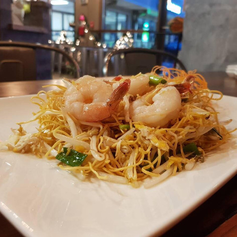 Shrimp Crispy Pad Thai