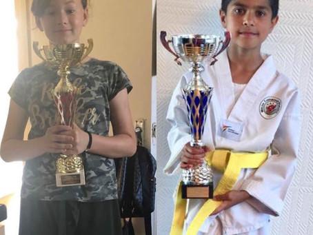 Kitchener Primary School Outstanding Work in Sport Clubs Outside Of School Award 🏆